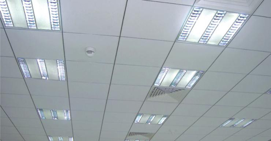 Grid Ceiling Work - Grid Ceiling Work In Bangalore - False Ceiling Work Services